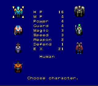 Screenshot Thumbnail / Media File 1 for 7th Saga, The (USA) [Hack by James Skarzinskas v1.0] (Elnard's Balance Restauration)